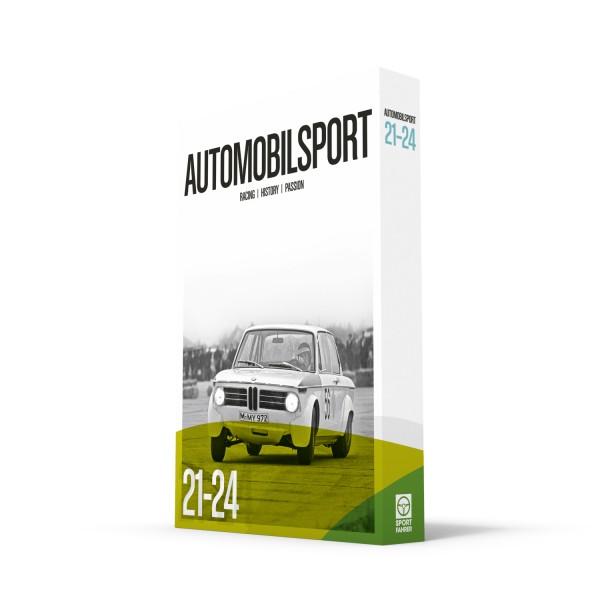 Automobilsport Slipcase 6 #21-#24