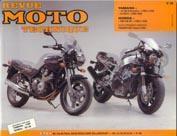 F088 Yamaha XJ 600 Diversion Honda CBR900 RR