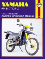 Yamaha RD & DT125LC 1982-87