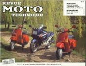 F077 Vespa-Cosa 125-200 E 84-90, Kawasaki ZX 10Tct