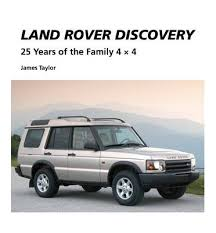Land Rover Discovery: 25 Years of the family 4X4