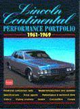 Lincoln Continental Performance Portfolio 1961-69