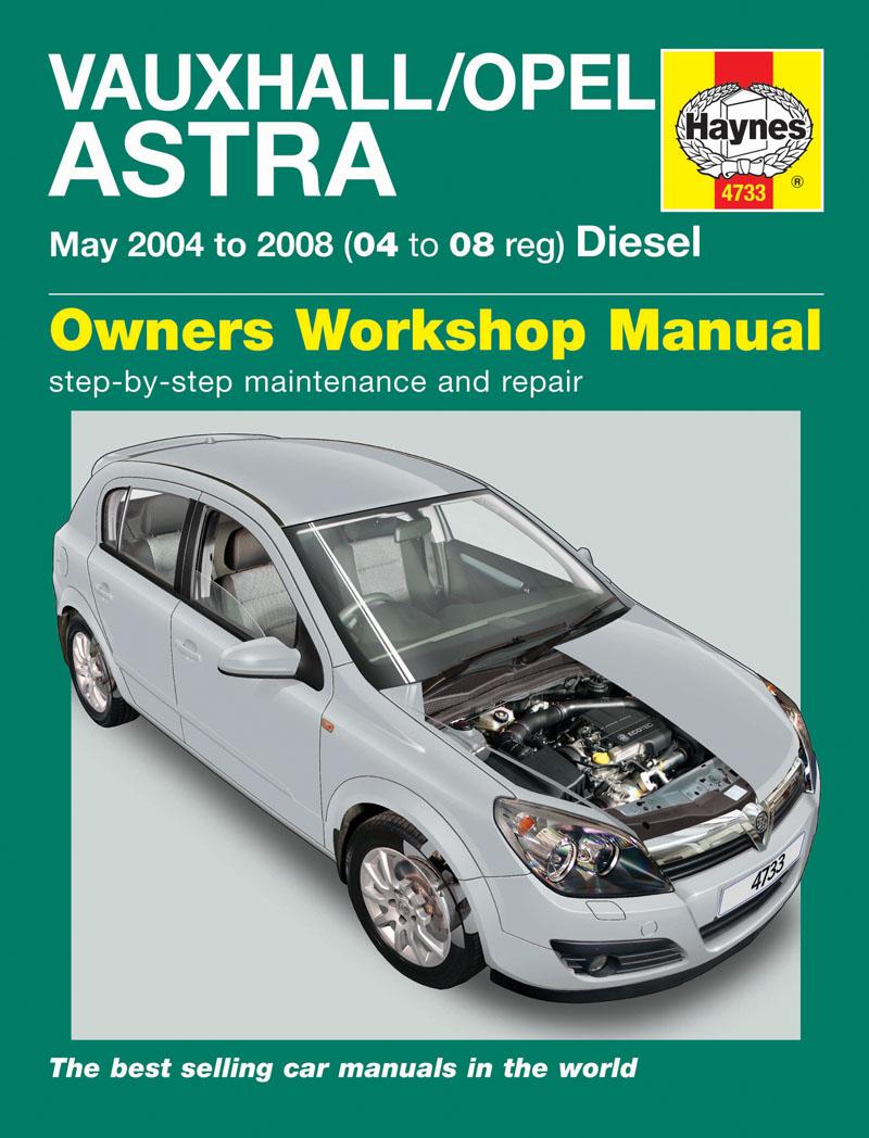 Vauxhall/Opel Astra Diesel 2004-08