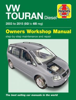 Volkswagen Touran Diesel 2003-15