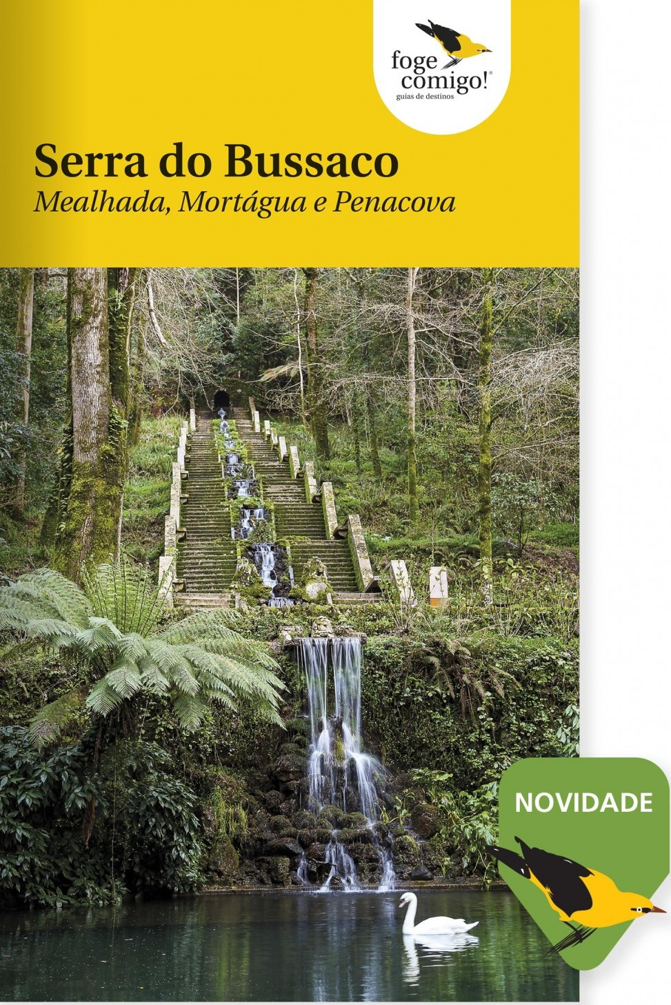Serra do Bussaco: Mealhada, Mortágua e Penacova