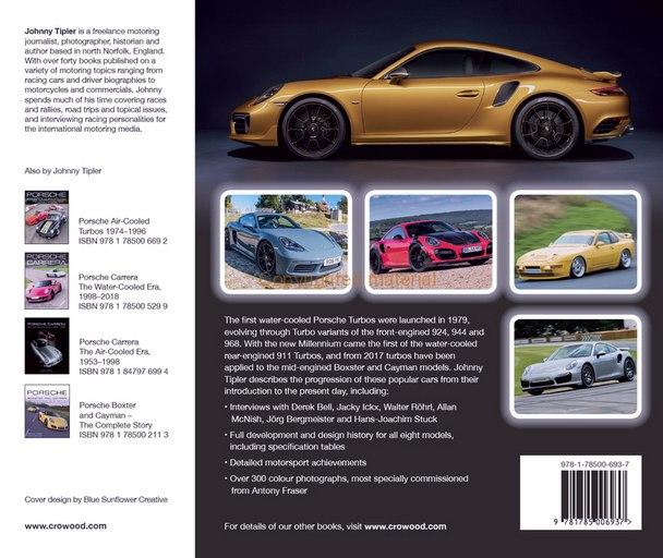 Porsche Air-coolled Turbos 1979-2019
