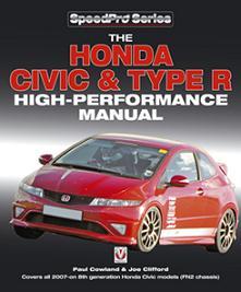 Honda Civic Type R High-Performance Manual