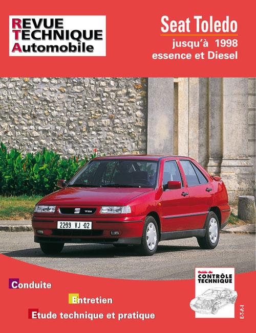 Seat Toledo Essence et Diesel 1991-98 (RTA554)