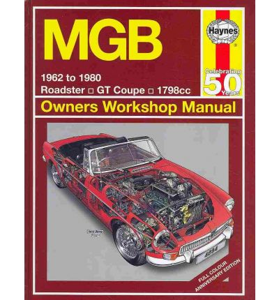 MGB 1962-80 (reedition with color)