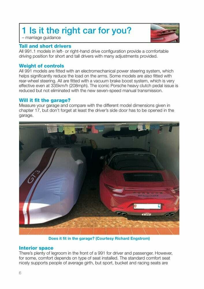 Porsche 911 (991) - Essential Buyer's Guide 12-2016