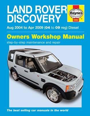 Land Rover Discovery Diesel 2004-09