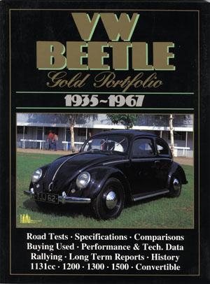 Volkswagen Beetle Gold Portfolio 1935-67