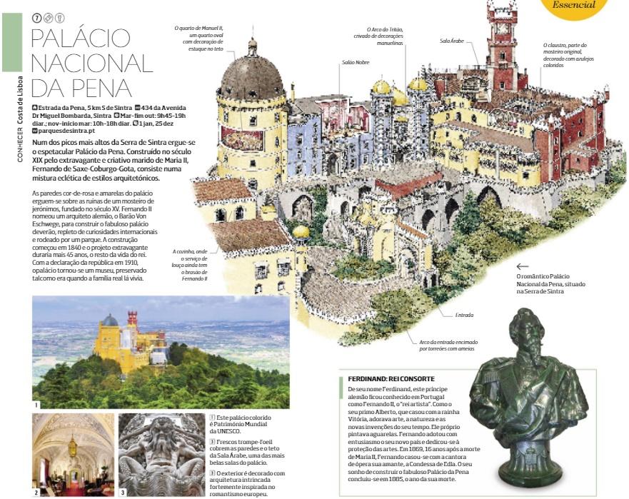 Guia de Viagem de Portugal