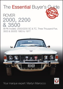 Rover 2000,2200 & 3500 - Ess. Buyer's Guide