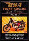 Bsa Twins A50 & A65 Gold Portfolio 1962-73