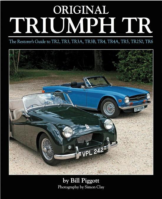 Original Triumph TR: From TR2 to TR6