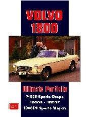 Volvo 1800 Ultimate Portfolio 1960-1973