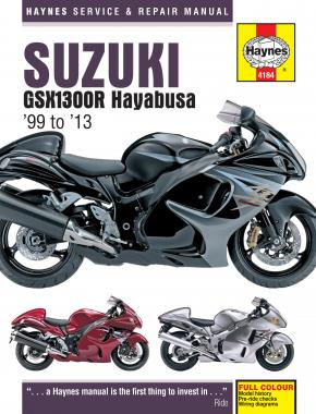 Suzuki GSX1300R Hayabusa 1999-13
