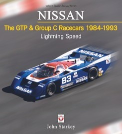 NISSAN GTP & Group C Racecars 84-1993
