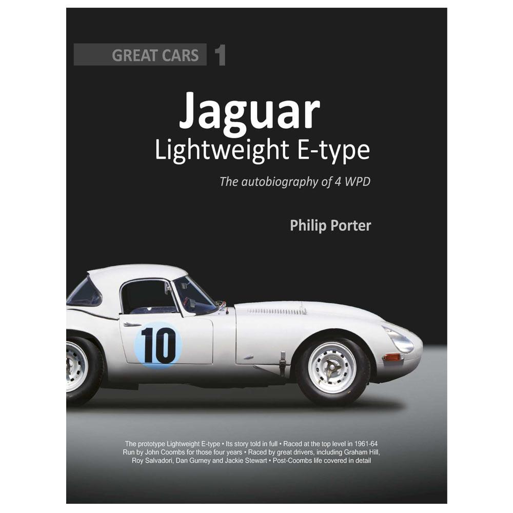 Jaguar Lightweigh E-type - autobiography of 4WPD
