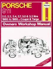 Porsche 911 1965-85