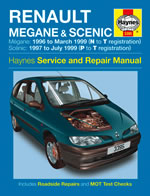 Renault Megane & Scenic Gas/D 1996-99