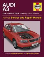 Audi A3 1996-03