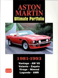 Aston Martin Ultimate Portfolio 1981-93