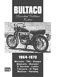 Bultaco Limited Edition Extra 1964-70