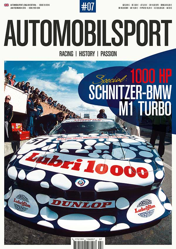 1000HP Schnizer-BMW M1Turbo (Vol 7 Automobilsport)