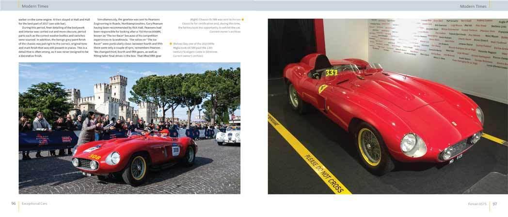 Ferrari 857S - The remarkable history of 0578M