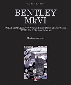 Bentley MkVI, Rolls Royce
