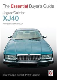 Jaguar/Daimler XJ40 - Essential Buyer's Guide