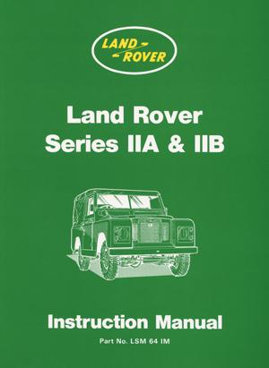 Land Rover 2A & 2B