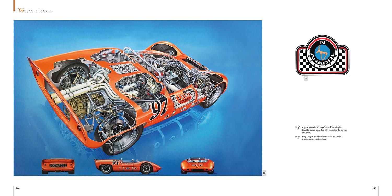 Lang Cooper:Peter Brock's Group 7 USRRC sports car