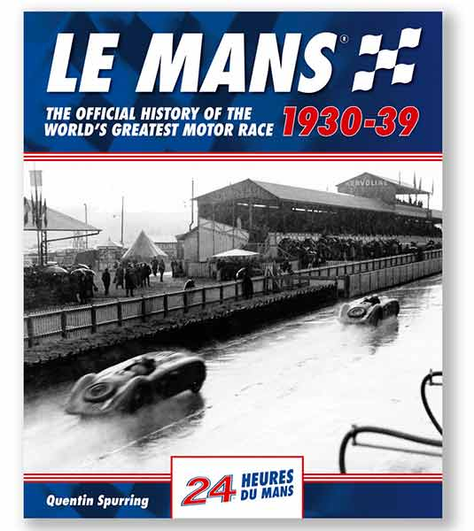 Le Mans 24 Hours:The official history 1930-39
