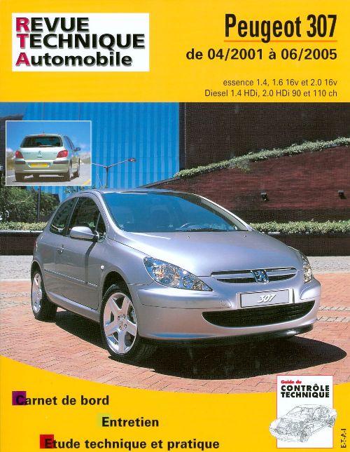 Peugeot 307 desde 10/2002 (RTATAP411)
