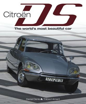 Citroen DS: The world's most beautiful car