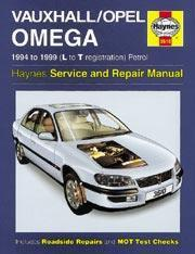 Vauxhall/Opel Frontera Petrol & Diesel 1991-98