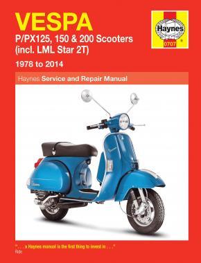 Vespa P/PX 125,150,200 1978-14