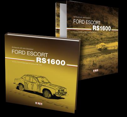 Ford Escort RS1600 - Safari 1972