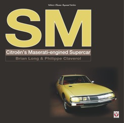 SM - Citroens Maserati-engined Supercar