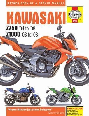 Kawasaki Z750 & Z1000 2003-08