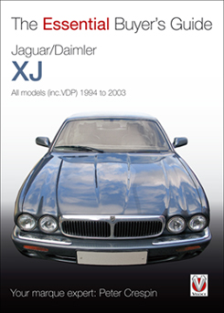 Jaguar/Daimler XJ 1994 to 2003 - The Essential Buy