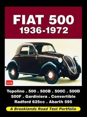 Fiat 500 1936-1972 Road Test Portfolio