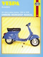 Vespa Scooters 1959-78
