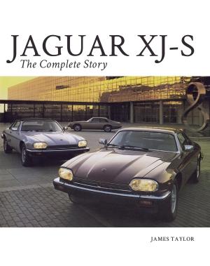 Jaguar XJ-S The Complete Story