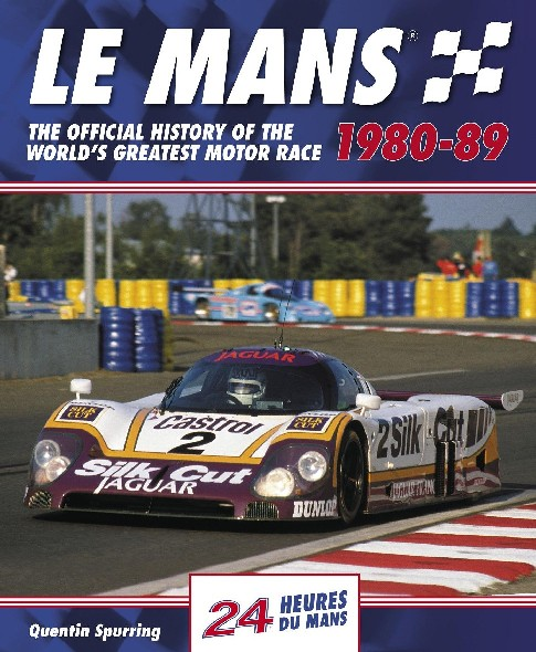 Le Mans 24 hours: The official history 1980-89