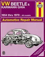 Volkswagen Beetle & Karmann Ghia 1954-79