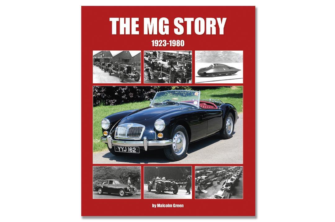 MG Story 1923-1980